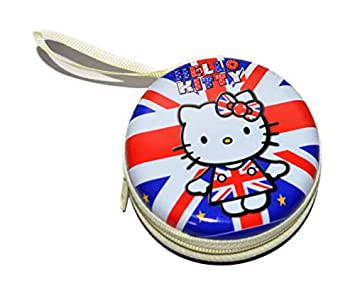 2ea59f1c0 Cute Hello Kitty Coin Purse or Earphone Case: Amazon.in: Bags, Wallets &  Luggage