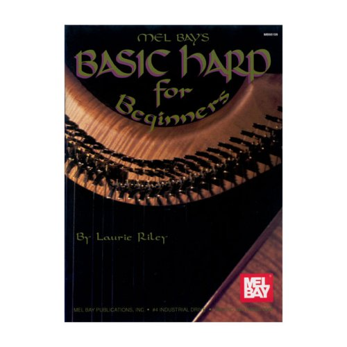 Basic Harp for Beginners by Mid-East