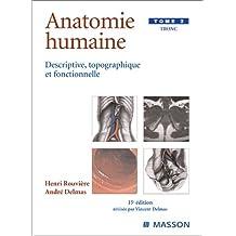 ANATOMIE HUMAINE T02 : TRONC 15ED.