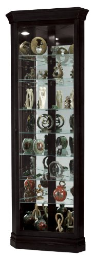 Howard Miller 680-487 Duane Curio Cabinet by