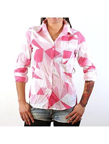 Caracol De Color - Chemise Femme Coton Imprimé Minéral - FMLMINERAL