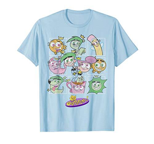 Nickelodeon The Fairly OddParents Morph Tee -