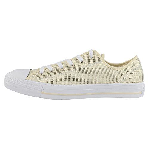 Converse Damen Chuck Taylor All Star Ox Sneaker YELLOW|NATURAL