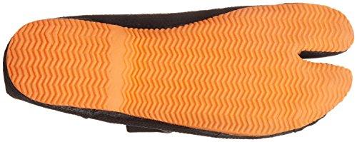 Ninja gants/enfants, EUR 25(15cm) Jikatabi bottes de chaussures rikio Ninja de Tabi. Noir. + Sac de voyage