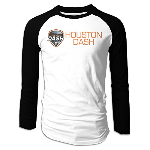 AIJFW Women's Soccer Team Men's Crewneck Reglan Sleeve T-shirt XL
