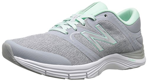 New Balance Women's WX711V2 Training Shoe, Silver/Mink, 10.5 B US