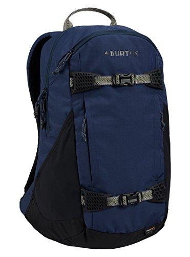 (Burton Day Hiker 25L Backpack, Mood Indigo Rip Cordura, 25L)