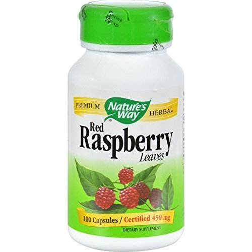 Natures Way Red Raspberry ()