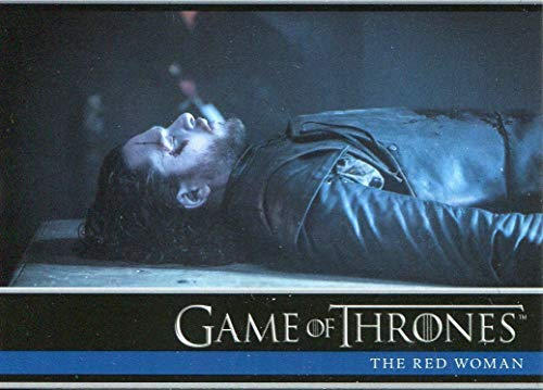 2017 Game of Thrones Season 6 Trading Cards Complete Base Set ()