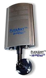 FlexAnt™ for Franklin Wireless CDX-680 11dBi Wide-Band 3G + 4G Wall/Ceiling/Desktop/Internal/External Antenna