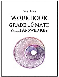 Amazon com: Workbook - Grade 10 Math (9781495344374): Eran I