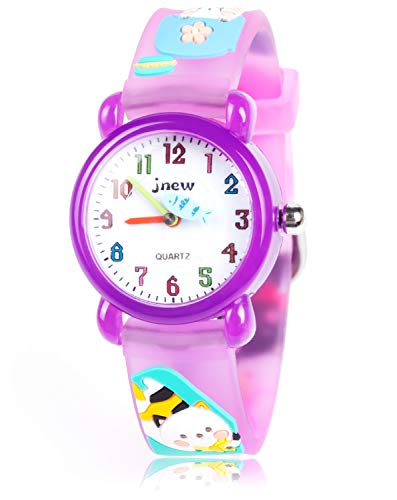 Gifts for 4-13 Year Old Girls Kids, Watch Toys for Girl Boy Age 5-12 Birthday Present for - Present Small
