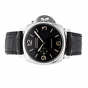 Panerai Luminor automatic-self-wind mens Watch PAM00674 (Certified Pre-owned)