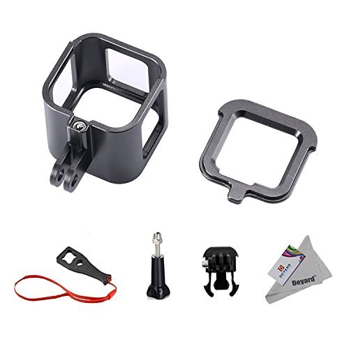 Deyard Aluminum Alloy Case for GoPro Hero 5 Session Hero 4 S