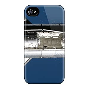 New Design Shatterproof Bfq7283yFcE Cases For Iphone 6 (space Shuttle Discovery)