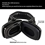 PROHEAR GEP02 Gel Ear Pads for Howard Leight by
