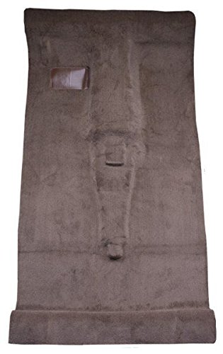 2002 to 2005 Ford Explorer Carpet Custom Molded Replacement Kit, 4 Door (8835-Medium Beige Plush Cut Pile) (Explorer Kit Ford Carpet)