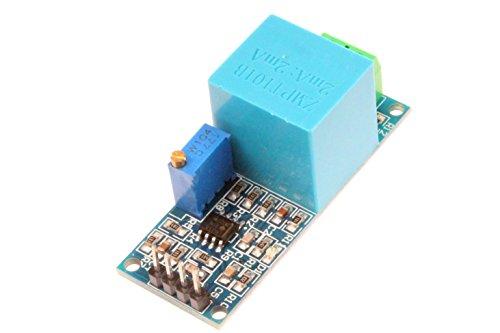 - NOYITO Voltage Transformer Module Active Single Phase Output Voltage Sensor Module - Measure 0-250V AC Voltage - Output Sine Wave Adjustable