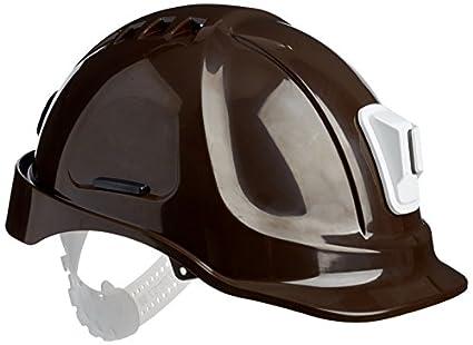 Scott Safety HC600/VBN/04/SBL - Casco de minería con ventilación de