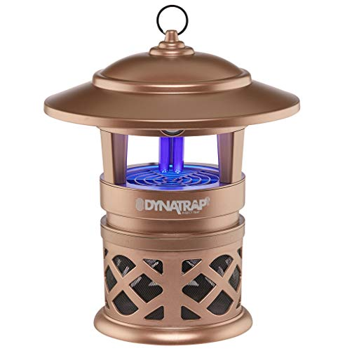 Dynatrap DT1100-DECQVCCP DT1100-DEC2 Copper Acre Mosquito and Insect Trap with Optional Wall Mount