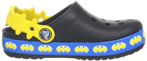 crocs 14726 CB Batman Sheild Clog (Toddler/Little Kid)