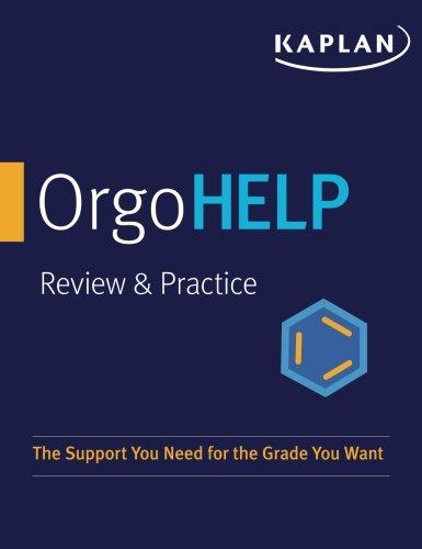 OrgoHelp Review & Practice
