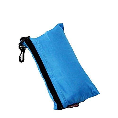 NUOLUXスカイブルーキャンプ旅行ミニスリーピングバッグSingle Sleepingバッグ B01EX8H2J6