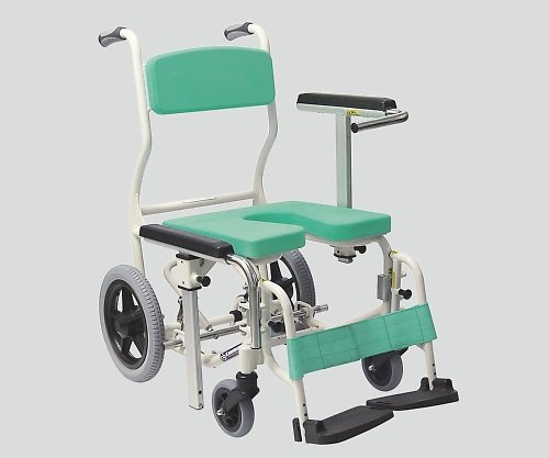カワムラサイクル8-6371-13入浴椅子用座シート(グリーン)   B07BD3YGJB
