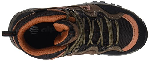Braun de 680379 Alpina 2 Zapatillas Adulto Braun Senderismo Unisex YpxF7wq