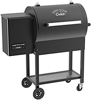 Lone Star Chef 760 Wood Pellet Grill