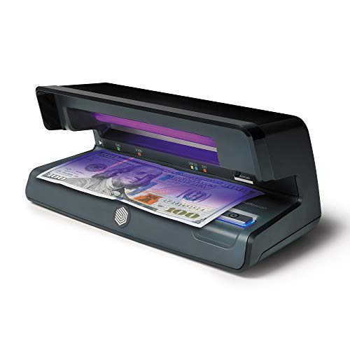 Safescan 70 - UV Counterfeit Bill Detector with Watermark and microprint Detection for Bills, Credit Cards and ()