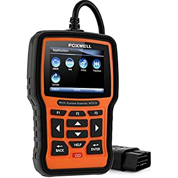 Amazon com: VS450 OBDII EOBD Auto Scanner Diagnostic Tool