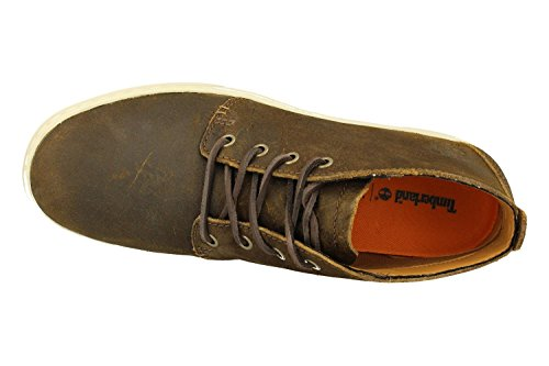 Learubber Adventure Cupsole 0 Men's Brown Timberland Brown Chaos 2 Oxford q1SwxO