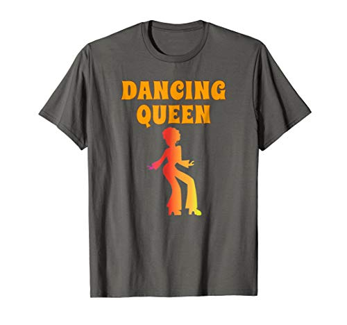 Dancing Queen Girl Gift Her Vintage 1970's Retro