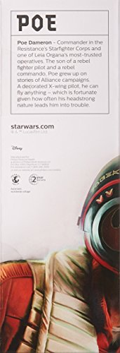 Philips Norelco Special Edition Star Wars Poe Wet & Dry Electric Shaver, SW6700/91, with Turbo+ mode and Precision Trimmer by Philips Norelco (Image #12)