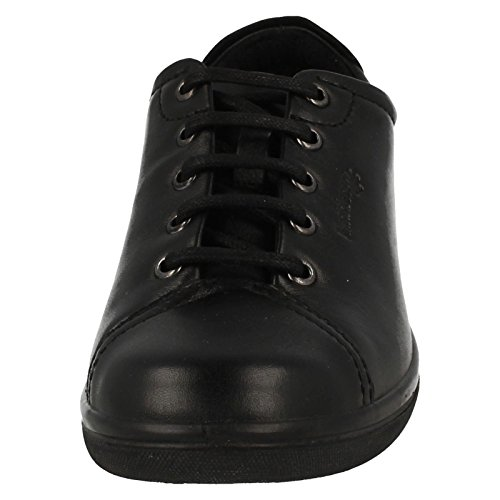 Up 2 Padders Galaxy Lace Zapatos Negro nbsp;Cuero WqS17c46w