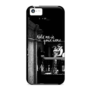 Awesome Hold Me Flip Cases With Fashion Design For Iphone 5c