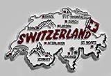 Flagline Switzerland - Magnet