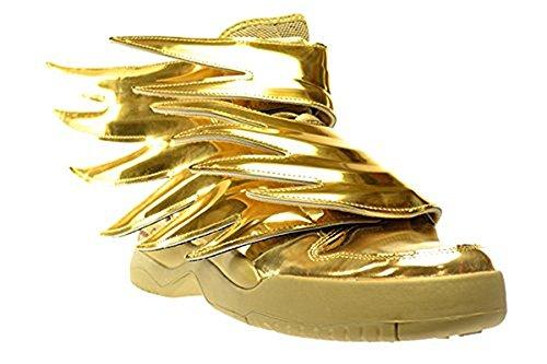 Adidas Originals Mens Jeremy Scott Vingar 3,0 Guldskor B35651,7.5