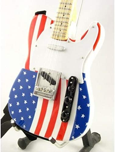 Fender Telecaster Estados Unidos – Bruce: Bruce Springsteen - Mini ...