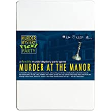 Murder at the Manor 6-14 Player Murder Mystery Flexi-Party Dinner Party Game