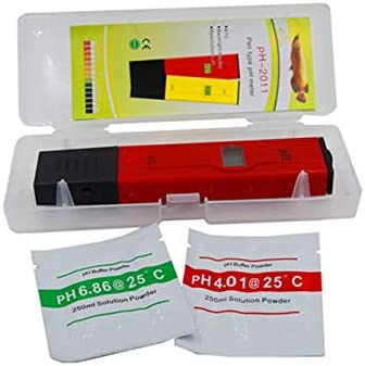 NO LOGO RDD-PH - Medidor de pH para Monitor de Acuario, Piscina y ...