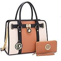 MMK collection Fashion Women Purses and Handbags Ladies Designer Satchel Handbag Tote Bag Shoulder Bags with coin purse