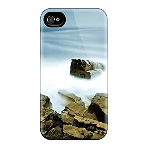 Faddish Phone Seamist Case For Iphone 4/4s / Perfect Case Cover