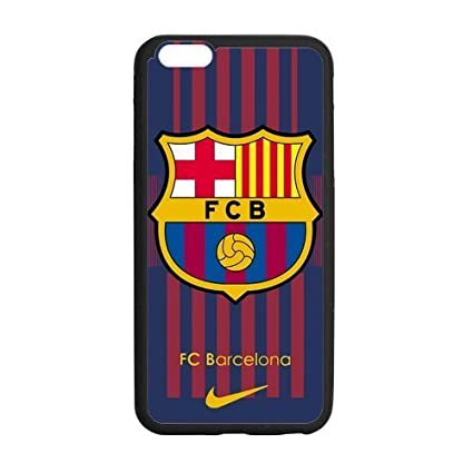 Amazon.com: Cool FC Barcelona Logo Custom Case for iPhone6 ...
