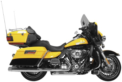 Rush Performance 09-16 Harley FLHX2 High Output 2:1:2 Headers - Replacement Baffles Rush