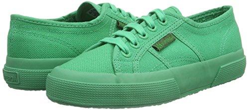 Cotu Sneaker Classic a03 Low Unisex Adults' 2750 Green top Superga OHxqtTwq