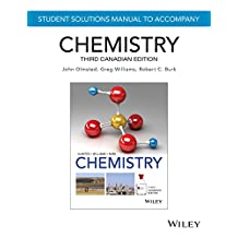 Student Solutions Manual for Chemistry, Third Canadian Edition