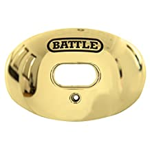 Battle Sports Science Chrome Oxygen Lip Protector Mouthguard ( 1MG0000-CHROME )