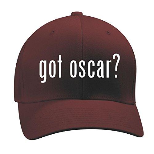 Oscar The Grouch Adult Hat (got oscar? - A Nice Men's Adult Baseball Hat Cap, Maroon, Small/Medium)